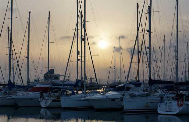 Puerto deportivo Alcaidesa