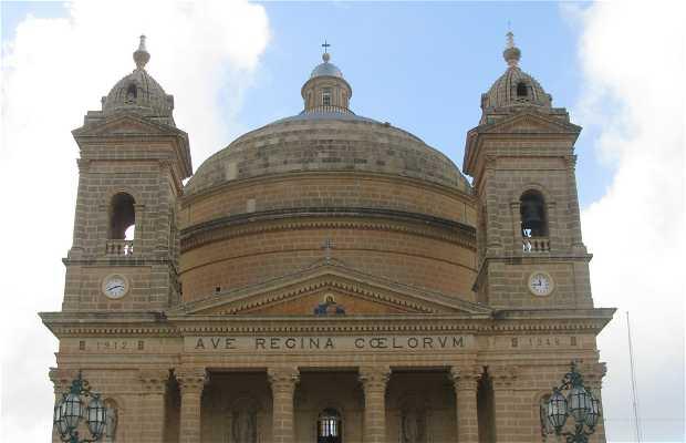 Iglesia parroquial de Mġarr