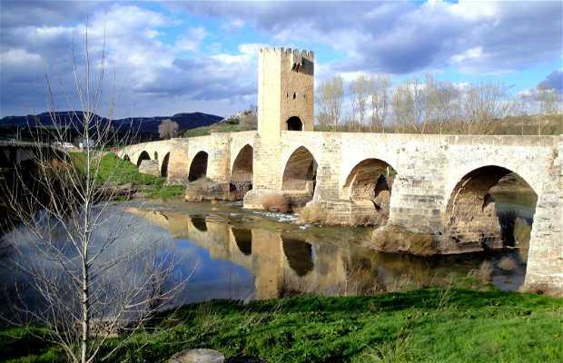 Puente medieval de Frias