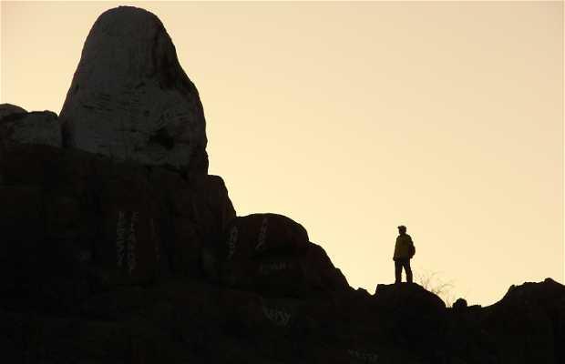 Cerro Piedra Blanca