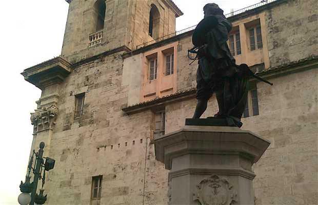José Ribera Monument