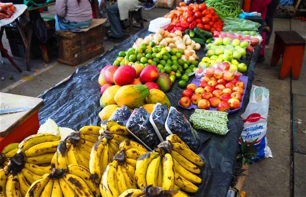Mercado de Silvia