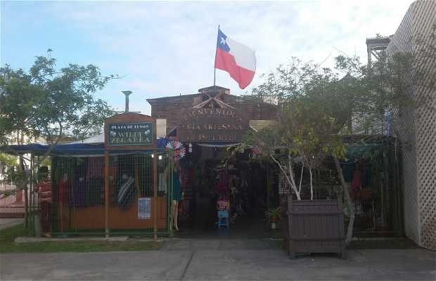 Feria Artesanal Luis Uribe