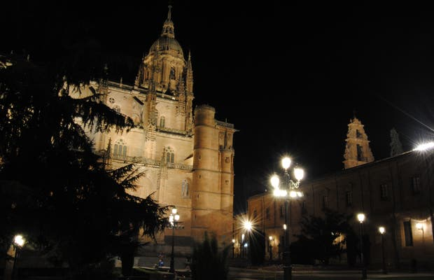 Iglesia salamanca