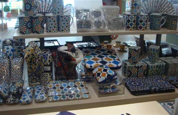 Tienda librer a de la alhambra en granada 1 opiniones y 5 fotos - Almacen de libreria ...