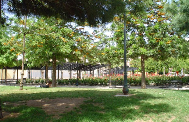 Parque del Oeste