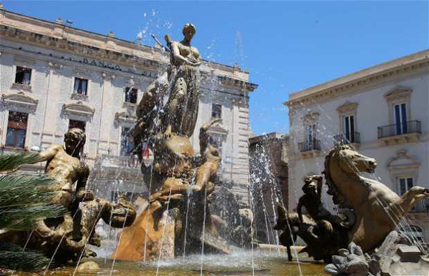Artemis Fountain