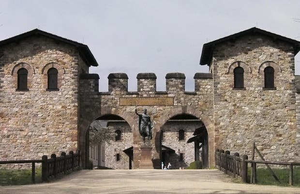 Fuerte Romano Saalburg
