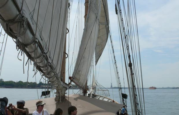 Clipper City Tall Ship ride