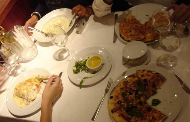 Restaurante GINOS (Castellana)
