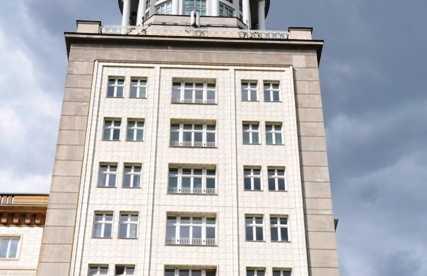 Towers of Frankfurter