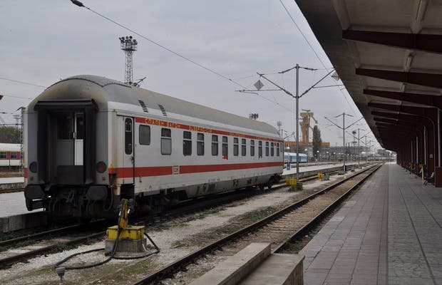 Estacion de Varna