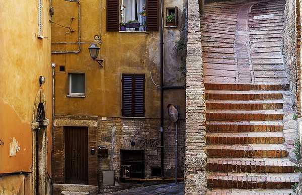 Strade di Perugia
