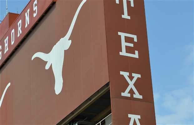 Campus de l'Université du Texas