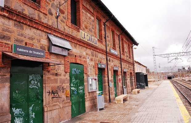 Estación de Herradón / La Cañada