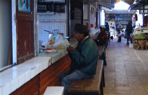 Mercado ecuatoriano