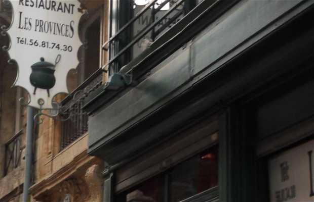 Restaurant Les Provinces