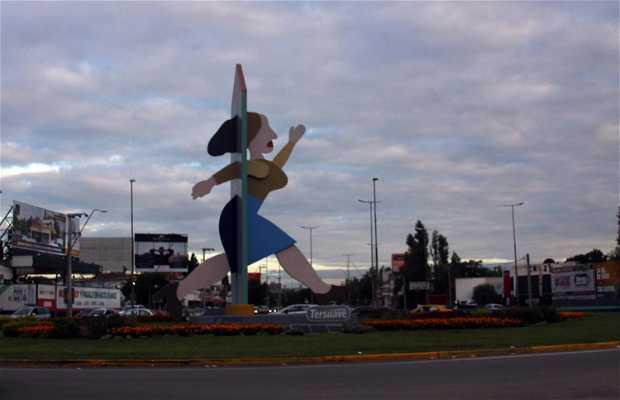 Monumento a la Mujer Urbana