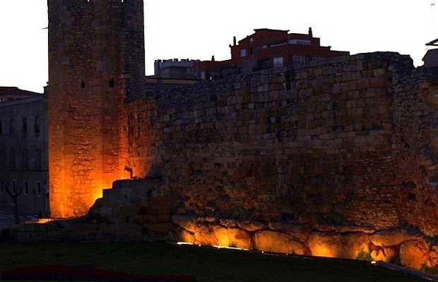Roman wall of Tarragona