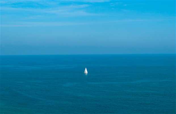 The Mediterranean in Barcelona