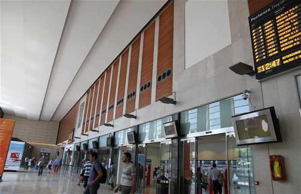 Estación San Antonio de Padua