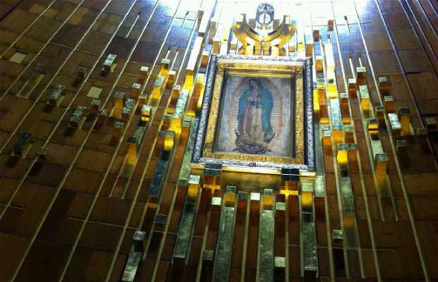 Cerro del Tepeyac, Santuario de Ntra. Sra. de Guadalupe