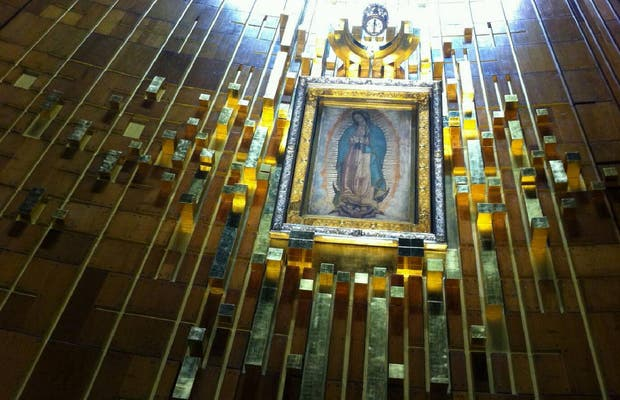 Hill of Tepeyac, Sanctuary of our Ms. Guadalupe