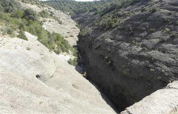 Canyon de La Palomera