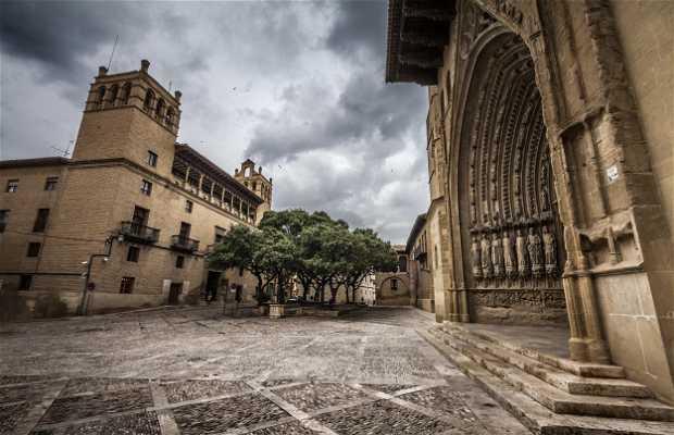 Cathédrale de Santa María de Huesca