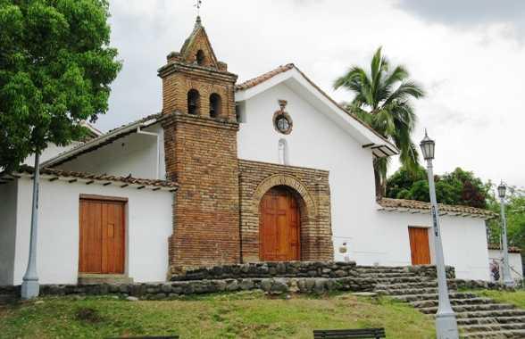 Igreja San Antonio