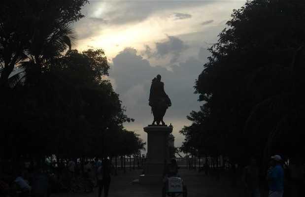 Parque de Bolívar