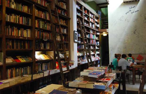Libros del Pasaje (barrio de Palermo Viejo)