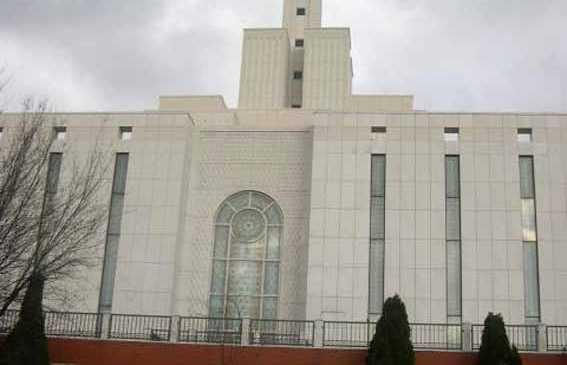 Templo Mormón de Madrid