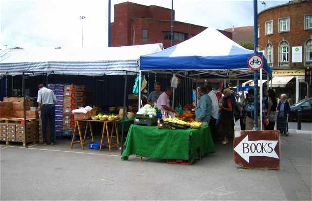 Woking market