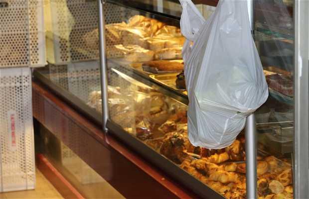 Horno y pastelería Alfonso Martinez
