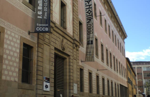 CCCB - Centre de Culture Contemporaine de Barcelona