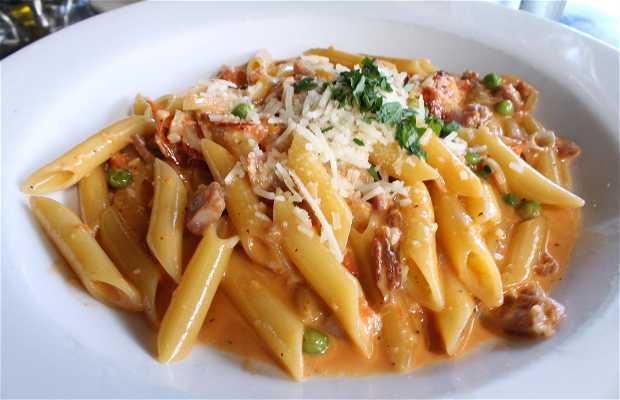 Noodles Panini