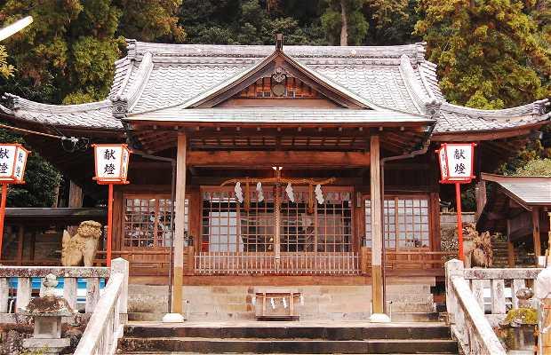 Nagasaki Yasaka Shrine