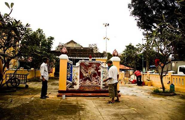 Templo Hai Ba Trung