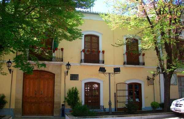 Hôtel de ville de Alhama de Granada