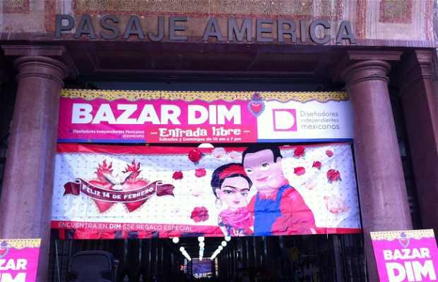 Bazar dise adores independientes mexicanos dim en for Sanborns azulejos direccion