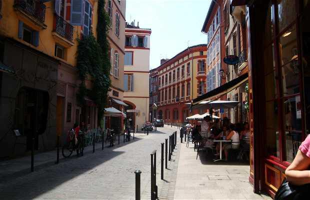 Rue Peyrolières