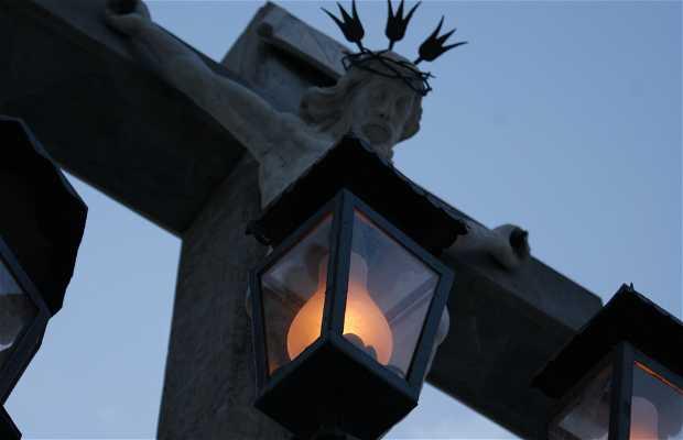 Christ aux Lanternes