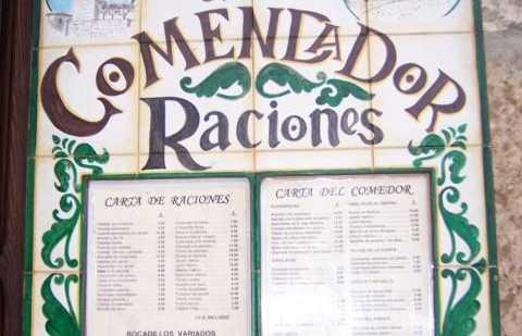 Restaurante El Comendador