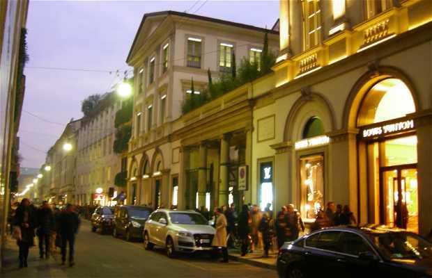 Calle Montenapoleone