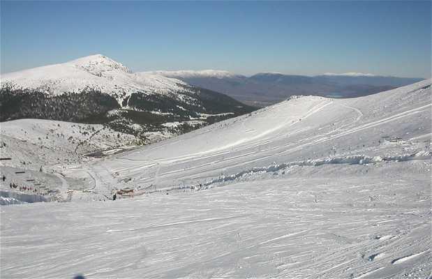 Estacion de esquí de Valdesqui