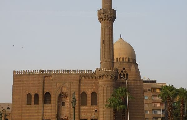 Mezquita de Mahmud Pasha