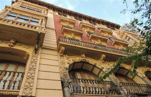 La Casa del Ascensor - Edificio Esquerdo