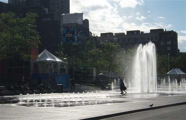 Plaza de Artes