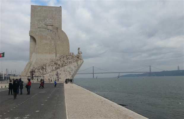 Running from Lisboa city centre to Belem
